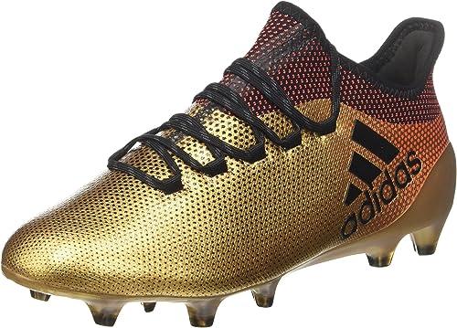 Adidas X 17.1 FG, Chaussures de Football Homme