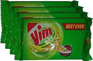 Vim Dishwash Bar, 165g (Pack Of 4) Promo Pack