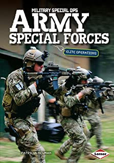 Army Special Forces: Elite Operations (Military Special Ops)