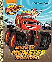 ماشین های هیولا قدرتمند (ماشین های فلش و هیولا) (کتاب طلایی کوچک)