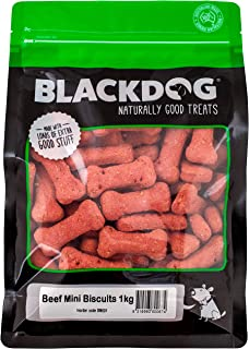BLACKDOG Mini Biscuits Beef - 1kg, All