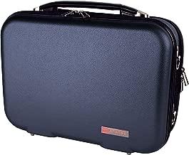 Protec Zip Clarinet Case with Detachable Music Pocket, Blue (BLT307BX)