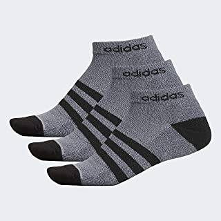 adidas Men's 3-Stripe Low Cut Socks (3 Pack)
