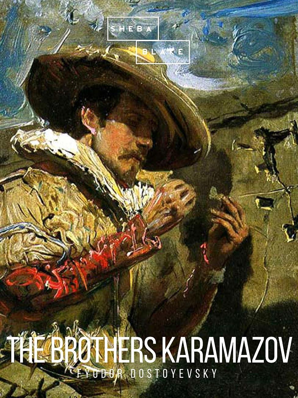 東部発音するゆるくThe Brothers Karamazov (English Edition)
