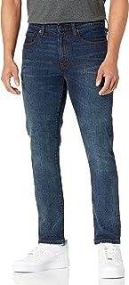 Amazon Essentials Hombre Pantalones vaqueros pitillo elásticos