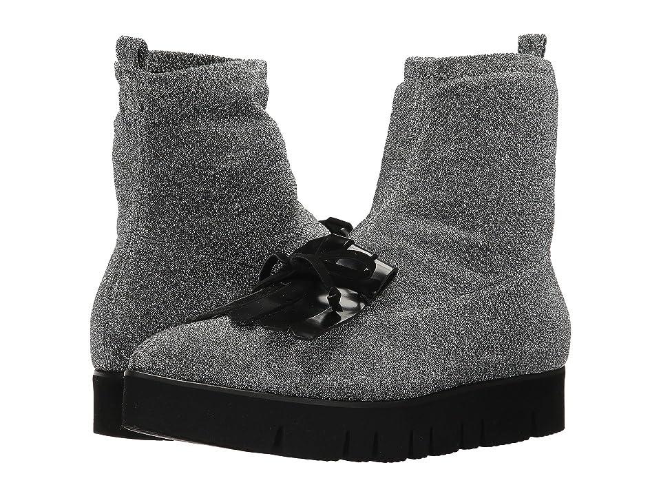 Kennel & Schmenger Pia Sneaker Boot (Silver/Schwarz Lurex) Women
