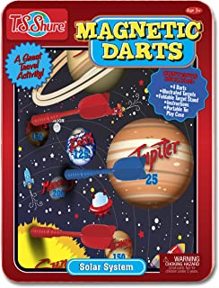 Solar System Magnetic Darts Game Tin