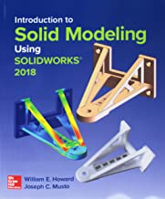 intro to solid modeling using solidworks 2018