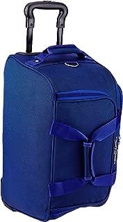 Aristocrat Cactus Pro Polyester 55 cms Blue Softsided Travel Duffle (DFTCAP55BLU)