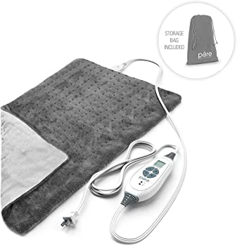 Pure Enrichment 12 x 24 Inch PureRelief XL Heating Pad