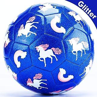 CubicFun Kids Soccer Ball Size 3 with Pump Kids Outdoor...