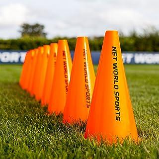 Reehut Plots de Marquage Lot de 25 C/ônes D/élimitation Entra/înement Football C/ône de Marquage