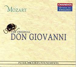 Don Giovanni, K. 527 (Sung in English): Act II Scene 15: Don Giovanni! (Commendatore, Don Giovanni, Leporello)