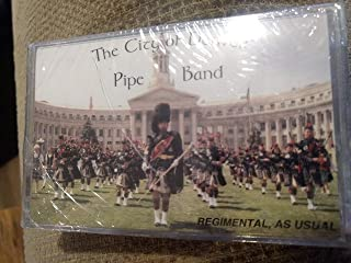 scottish regimental pipe bands