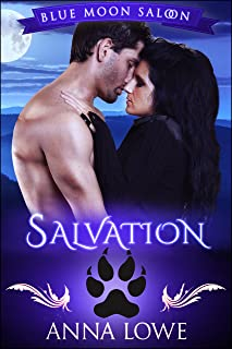 Salvation (Blue Moon Saloon Book 4)