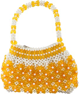 Maitreyee Enterprise Women's Handbag (Maitreyee Enterprise 1_Yellow)