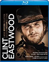 Clint Eastwood: 3-Movie Western Collection: Two Mules For Sister Sara / Joe Kidd / High Plains Drifter [Blu-ray] (Bilingual)