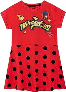Miraculous Girls' Ladybug Dress