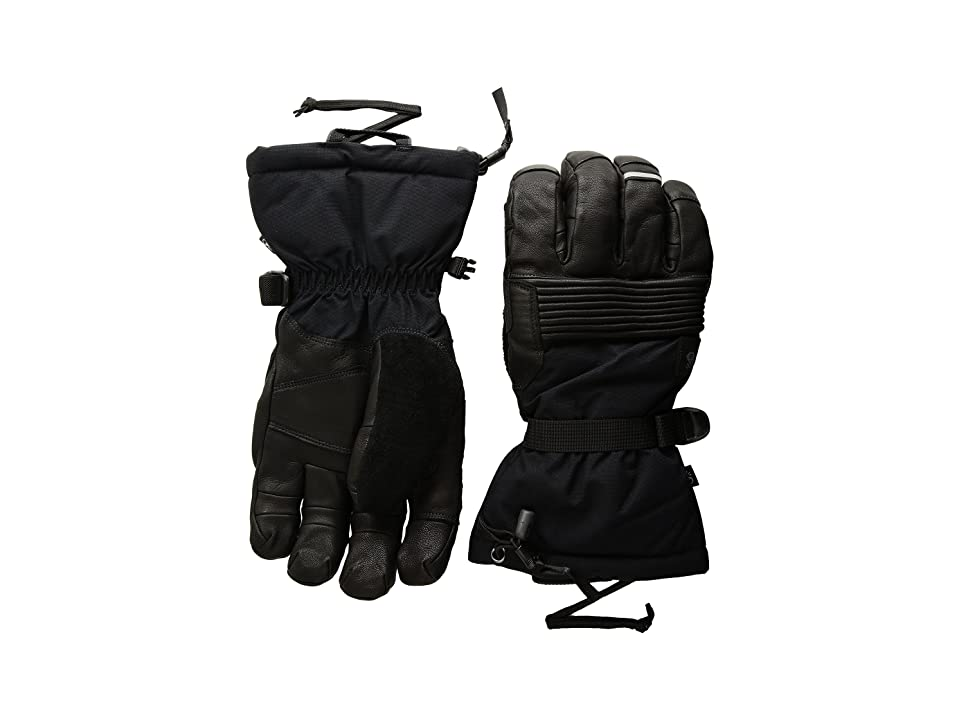 Mountain Hardwear CloudSeeker Gloves (Black) Extreme Cold Weather Gloves