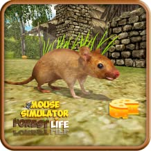 Crazy Mouse Simulator - Forest Life Adventure Game For Kids