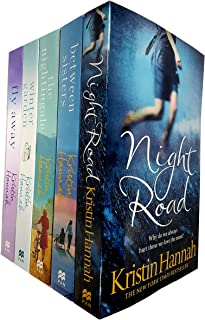 Kristin Hannah Collection 5 Books Set (Winter Garden, Fly Away, The Nightingale, Between Sisters, Night Road)