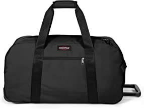 Eastpak Container 85 + Travel Duffle, 83 cm, 132 liters, Black
