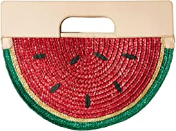 Donna Watermelon Half Circle Bag
