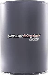 Powerblanket PBL55F Full Coverage Drum Heating Blanket, 55 gal/208 L