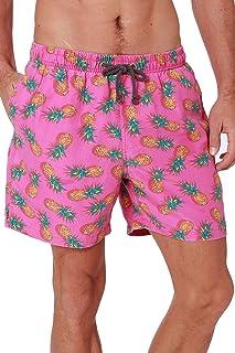 2366bf9989e20 Ingear Men's Quick Dry Swim Trunks Water Shorts Swimsuit Beach Shorts