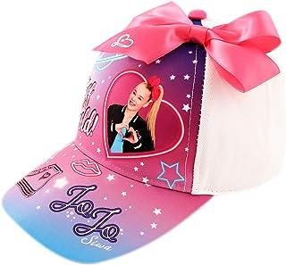 Nickelodeon Kids Hat, JoJo Baseball Cap for Girls Ages 4-7