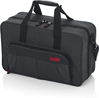 Gator Cases Lightweight Polyfoam Cornet Case with Removable Strap and Rubber Interlocking Carry Handle (GL-CORNET-A)