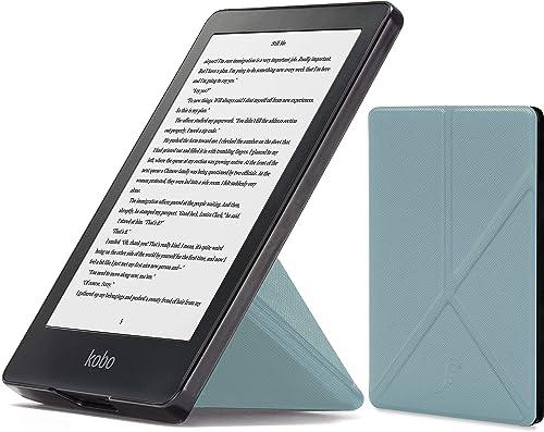 Forefront Cases Coque pour Kobo Clara HD - Origami Cover Housse & Coque de Protection à Fermeture Magnétique pour Kob...