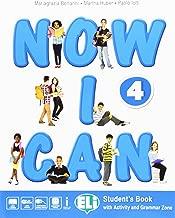 Now I can. Per la Scuola elementare. Con e-book. Con espansione online [Lingua inglese]: 4