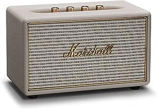 Marshall 04091913 Acton Wireless Multi-Room Bluetooth Speaker Cream