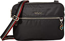 Attraction 2 Compartment Crossbody