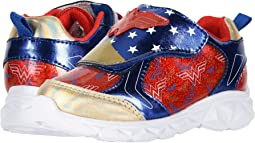 WWF305 Wonder Woman™ Lighted Sneaker (Toddler/Little Kid)
