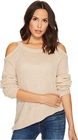 Sanctuary - Riley Bare Shoulder Sweater