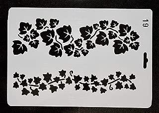 Best ivy stencil template Reviews