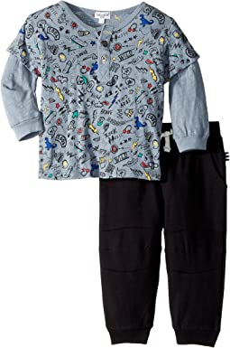 Rock & Music Twofer Set (Infant)