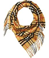 Burberry Kids - Vintage Check Cashmere Ba Scarf (Little Kids/Big Kids)