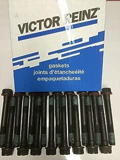 6.2 & 6.5L Diesel Cylinder Head Bolts set Chevy GMC 2500 3500
