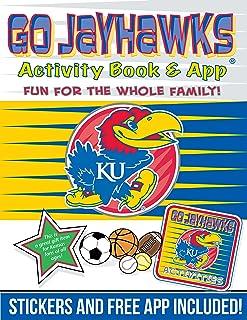 Go Jayhawks Activity Book & App