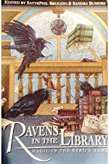 Ravens in the Library - Magic in the Bard's Name Paperback