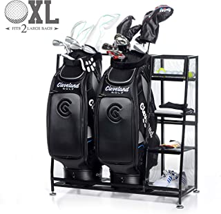 frontgate double golf organizer