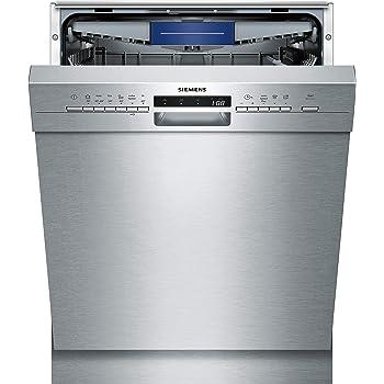 Siemens SN436S00LE iQ300 Unterbau Geschirrspüler / A++ / 262 kWh/Jahr / 2100 L/Jahr / varioSpeed Plus / Glas 40 Programm / varioSchublade / varioFlex-Korbsystem