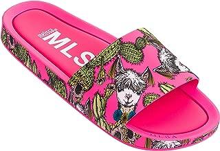Womens Beach Slide 3DB IV Slide Sandal, Magenta, Size 8