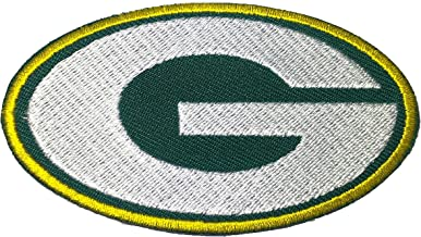 Green Bay Packers NFL Sport Patch Logo Embroidery Iron,Sew on Clothes Size 2.95