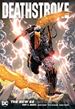 deathstroke new 52 comics