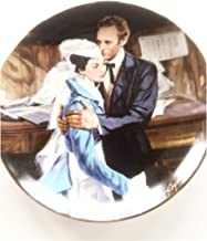 Collector Plate - Gone with the Wind - Golden Anniversary Series Plate #7- A Question Of Honor