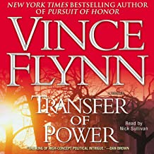 vince flynn transfer of power audiobook